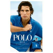Perfume Pólo Blue 125 Ml Selo De Importação