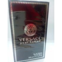 Perfume Versace Pour Homme 200 Ml Masculino Original Import