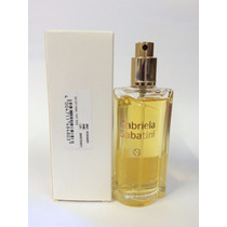 Perfume Gabriela Sabatini 60ml - Tester Importado Original