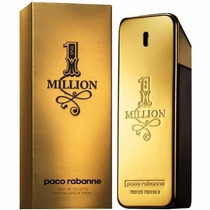 Perfume Paco Rabanne 1 Million Edt Masculino 50ml
