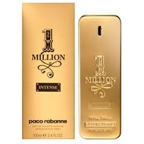 Paco Rabanne 1 Million Intense Masculino Edt 50 Ml
