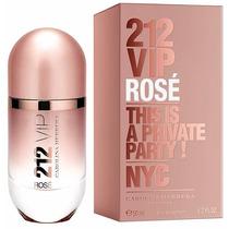 Carolina Herrera 212 Vip Rosé Eau De Parfum 50ml - Feminino
