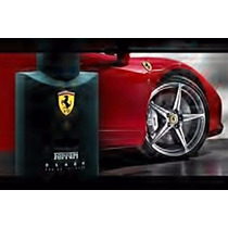 Perfume Masculino Ferrari Black 125ml Tester 100% Original