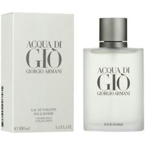 Perfume Acqua Gio 100 Ml