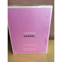 Perfume Feminino Chanel Chance 100ml Eau Fraîche Original