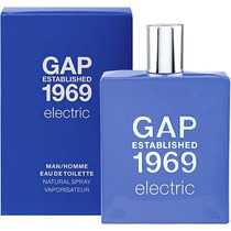 Perfume 1969 Electric Gap Eau De Toilette 100ml
