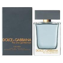 Perfume The One Gentleman Dolce & Gabbana 100ml Masculino