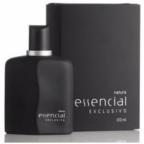 Deo Parfum Essencial Exclusivo Masculino 100ml Natura Brinde
