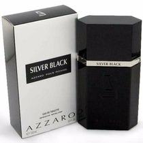 Perfume Silver Black Azzaro Masculino 55ml