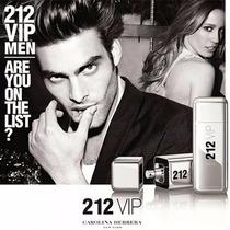 Perfume 212 Vip Men Masc 100ml Original Lacrado Dos Eua