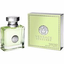Versace Versense Eau De Toilette 50ml Feminino   Original