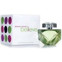 Britney Spears Believe Edp Feminino - 100 Ml
