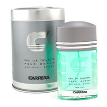 Perfume Masculino Carrera 100ml Edt 100% Original