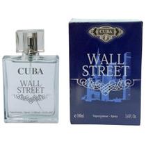 Perfume Masculino Cuba Wall Street - Inspiração Fierce A & F