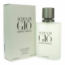 Perfume Acqua Di Gio 100ml Giorgio Armani Original Lacrado