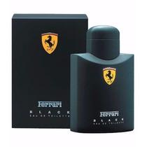 Perfume Ferrari Black 125ml - Original - Lacrado.lacrado