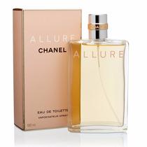 Perfume Feminino Chanel Allure Eau De Toilette 100 Ml