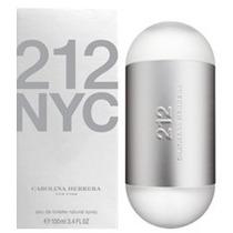 Perfume Carolina Herrera 212 Feminino Edt 60ml Frete Grátis