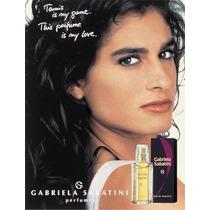 Gabriela Sabattini 100% Original 30ml +5ml 212 Sexy