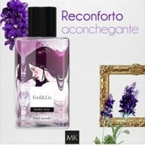 Colônia Feel&co Fine Mist - French Lavender 250ml Mary Kay