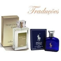 Perfume Hinode Traduçoes Gold 29 - Polo Blue -100 Ml