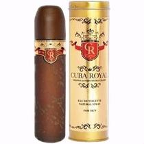 Perfume Cuba Royal 100ml Cuba Paris Masculino