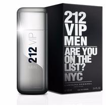 Perfume 212 Vip Masc 100ml Original - Até 12x Frete Grátis