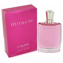Perfume Feminino Miracle Lancôme 100ml Original | Importado