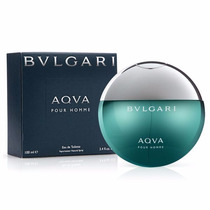 Perfume Masculino Bvlgari Aqva Pour Homme 100ml - Original