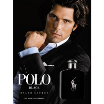 Polo Black Masculino Eau De Toilette 40ml