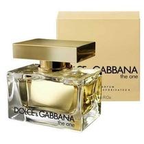 Perfume Dolce & Gabbana The One Feminino 75ml Edp - Original