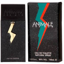 Perfume Animale Masculino Edt 100ml (original Lacrado)