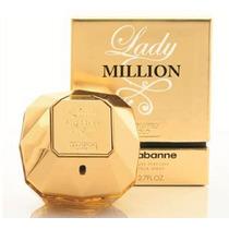 Perfume Paco Rabanne Lady Million Absolutely Gold - Fem 80ml