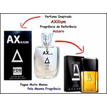 Perfume Importado Axilium Fragrância Azzaro Inspirado 50ml
