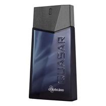 Novo Perfume Masculino Boticario Quasar Evolution, 125ml