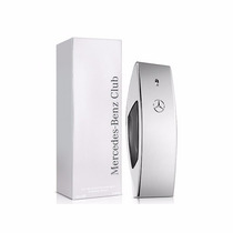 Perfume Mercedes Benz Club Masculino 100ml Original Lacrado