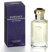 Perfume Versace The Dreamer 100ml Masculino