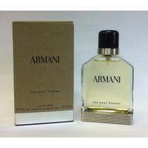 Armani Eau Pour Homme 100ml Masculino | Tester Original
