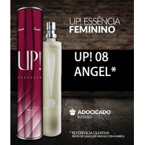 Perfume Import. Original Up!08 Angel Feminino 50ml+brinde!!!