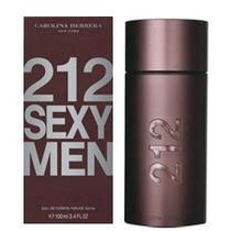 Perfume Carolina Herrera 212 Sexy Masc Edt 50ml Frete Grátis