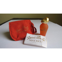 Deci Delà Nina Ricci Miniatura Mini Perfume Importado 5m Rar