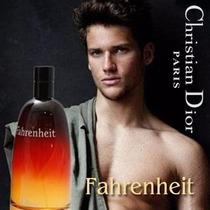 Perfume Importado Fahrenheit By Dior 100ml Frete Gráts