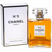 Perfume Chanel N°5 Feminino Edp 100ml Original Lacrado Paris