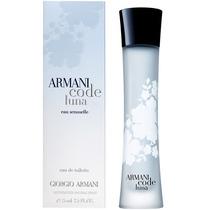 Perfume Feminino Importado Armani Code Luna Edt 75ml