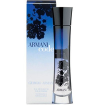 Perfume Armani Code Feminino Edp 75ml