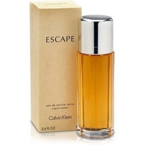 Perfume Escape Feminino Calvin Klein Ck 100ml Edp Original.