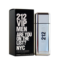 Perfume 212 Vip Men 100ml Original Lacrado Frete Gratis