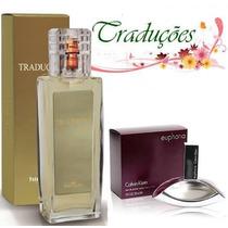 Perfume Euphoria Calvin Klein - Hinode Traduções Gold Nº 51