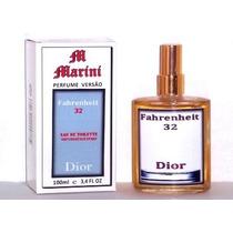 Perfume Versão Fahrenheit 32 Edt Dior 100ml Masculino
