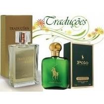 Perfume Importado Hinode 100ml Polo Fragrância Original